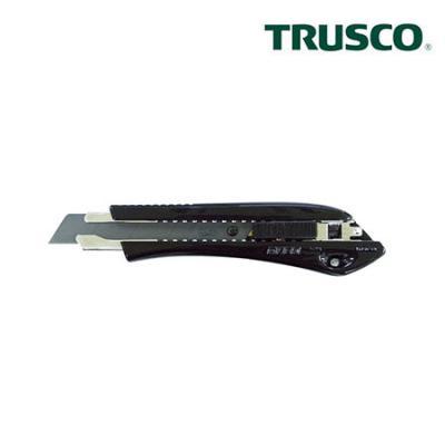 中山TRUSCO美工刀LTD-08GCBK防滑橡胶握柄